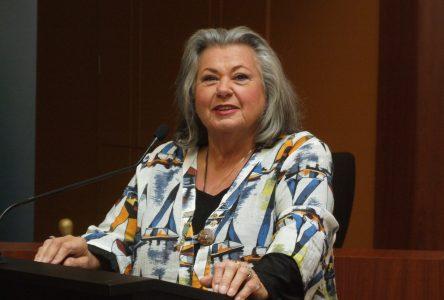 Ginette Reno en compagnie de l'OSDL au prochain Rendez-vous de la mairie le 10 août à Boucherville