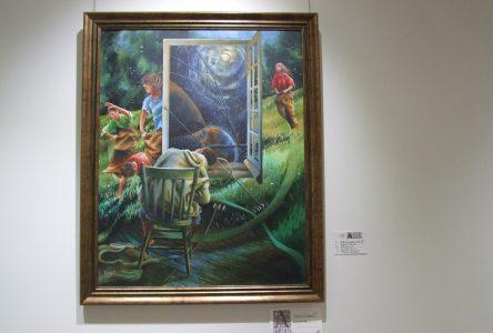 Nouvelle exposition collective à la galerie du Café centre d'art