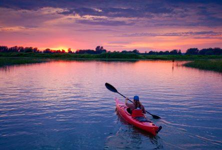 La Ville de Boucherville vous invite à participer à une activité d'initiation au kayak