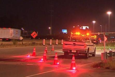 Plusieurs entraves à prévoir sur l'autoroute 20 au cours des prochains mois