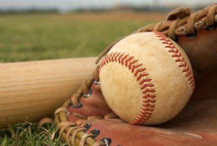 Tournoi de Baseball provincial Bantam à Boucherville à la fin juin