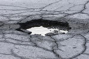 La rue Principale à Sainte-Julie est parmi les dix pires routes de la province