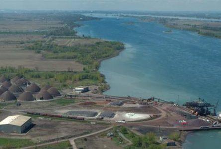 Portes ouvertes sur le projet d'agrandissement du terminal du port de Montréal à Contrecoeur
