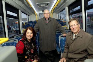 Transport collectif : la Ville de Sainte-Julie confie la gestion de son service au Réseau de transport métropolitain