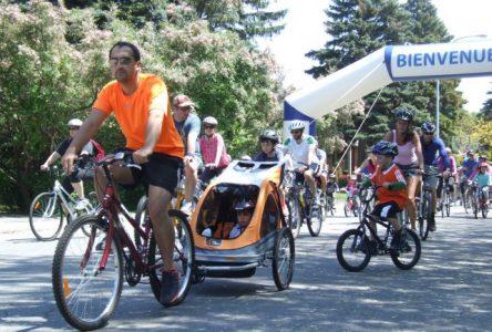 La Vélo fête de la famille de retour le dimanche 28 mai à Boucherville
