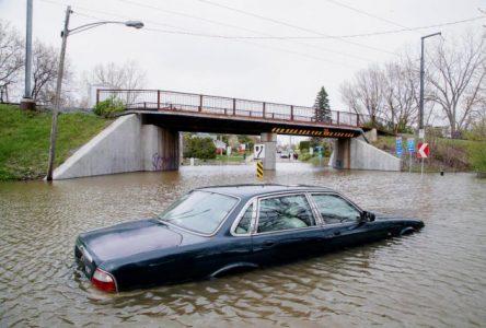 La population est invitée à contribuer au Fonds de secours pour les inondations printanières