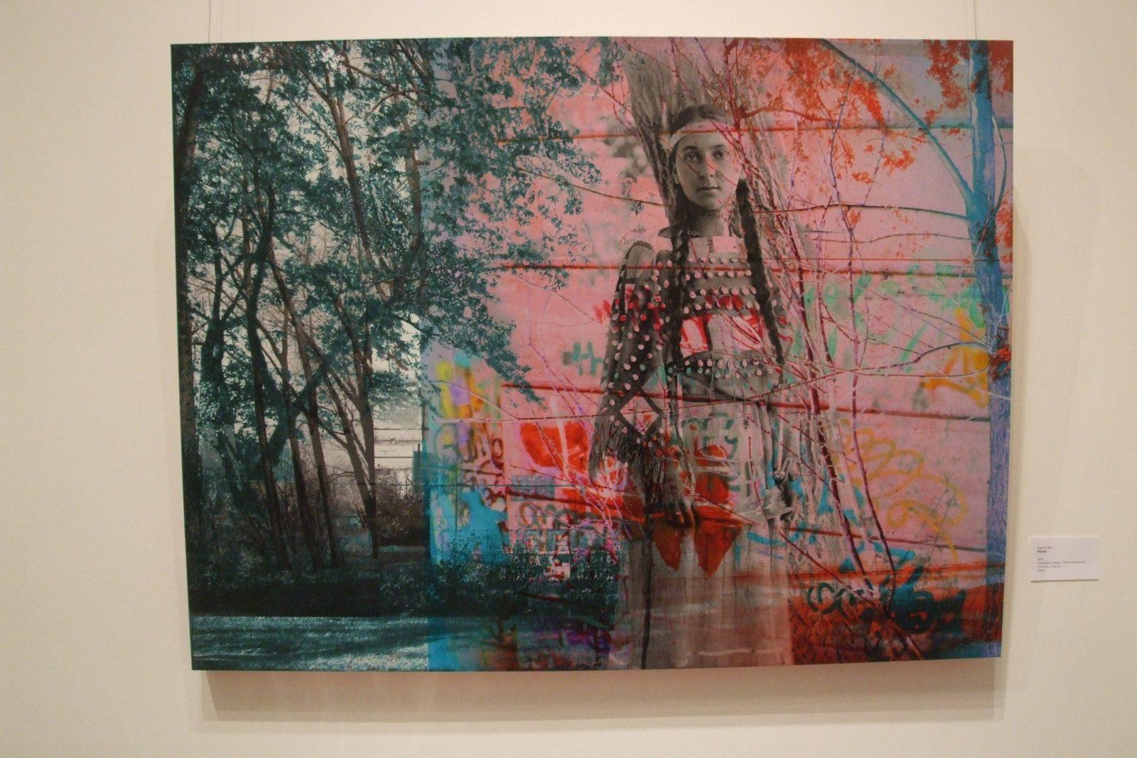 Traditions et continuité de Sophie Roy à la Galerie Vincent-d'Indy