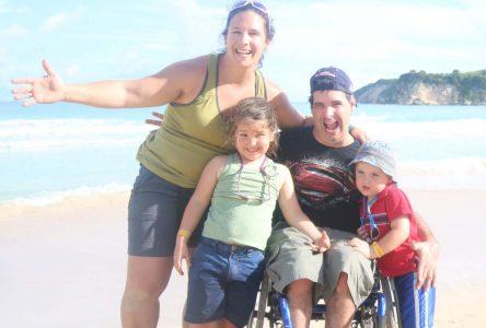« Si je n'avais pas eu mes enfants, ma vie aurait été ratée » – Dave Richer
