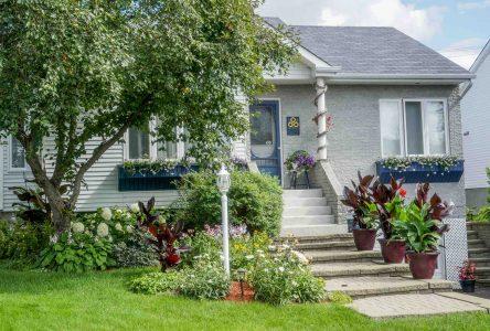 Le concours Maisons fleuries est de retour à Sainte-Julie