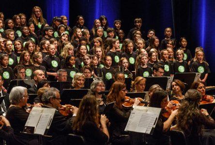 Participation record au Concert du Printemps de l'Orchestre symphonique de Longueuil