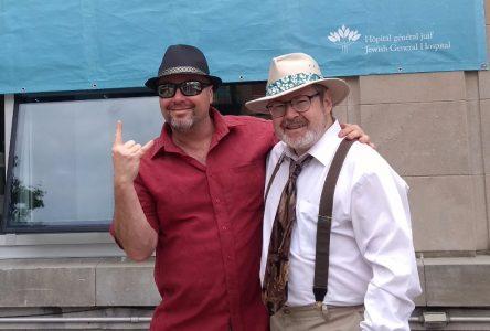 Deux musiciens Boucherville, invités à faire le spectacle de clôture du festival de Jazz HGJ