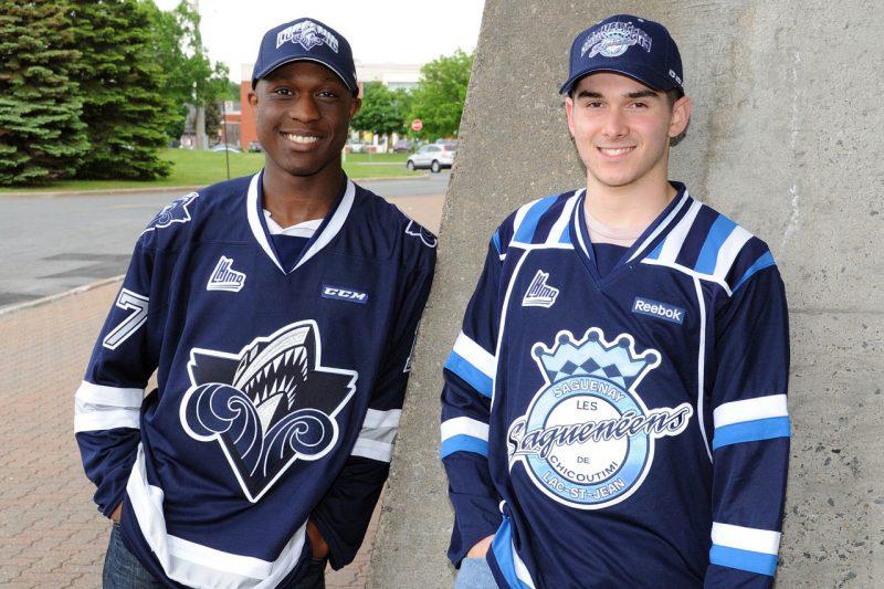 Des Riverains repêchés par la Ligue de hockey junior majeur