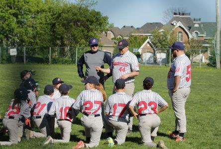 Tournoi de baseball provincial bantam à Boucherville du 22 au 25 juin