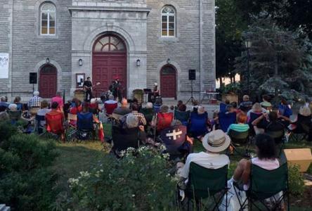 C'est le retour des concerts au Festival Verchères en Musique