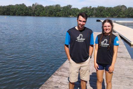 Deux Bouchervillois aux Jeux du Canada, en aviron