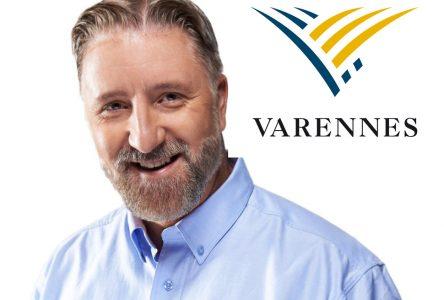 Varennes salue le travail de Bruno Desjarlais