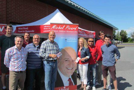 Le député Michel Picard rencontre les citoyens de Montarville