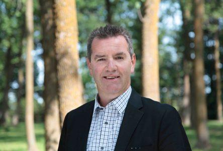 Ronald Leclaire se porte candidat à la mairie de la Ville de Contrecœur