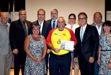 Le conseil municipal de Varennes rend hommage à Ian Gauthier