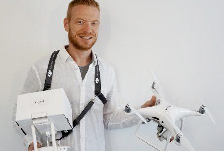 Le drone au service des professionnels et des particuliers