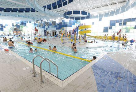 Le Complexe aquatique Laurie-Ève-Cormier ouvre officiellement ses portes