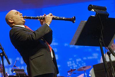 Un rêve se concrétise pour le clarinettiste André Moisan