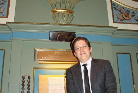 L'orgue de l'église Sainte-Famille résonne pour le 350e