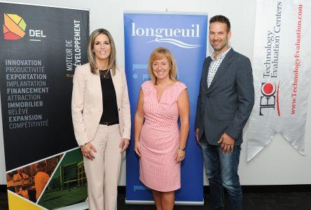 Ajout de 205 emplois au secteur des TI d'ici 2020 à Longueuil