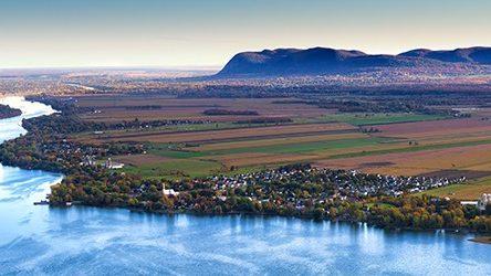 4 M$ pour le développement de projets régionaux en Montérégie