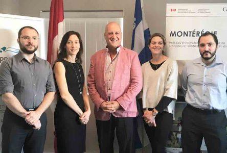 Le gouvernement du Canada investit près de 850 000 $ à l'Imprimerie Sainte-Julie et MIIP