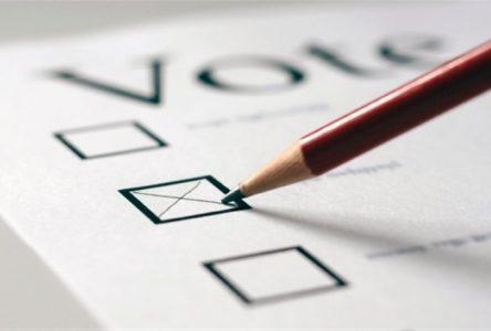 Le vote par anticipation se tiendra ce dimanche 29 octobre
