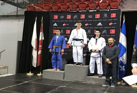 Quatre athlètes de sport-études se démarquent en judo