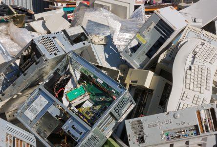 Collecte d'appareils électroniques désuets le samedi 21 octobre à l'hôtel de ville de Boucherville