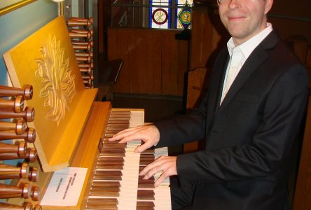 L'orgue dans toutes ses facettes à l'église Sainte-Famille