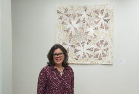Le textile au coeur de la nouvelle exposition de la galerie du Café centre d'art