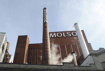 Molson Coors dépose une offre d'achat de terrain à Longueuil pour l'emplacement de sa nouvelle usine