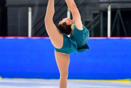 L'or pour Alicia Pineault et l'argent pour Samuel Turcotte, de Varennes, aux Championnats québécois