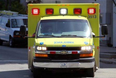 Accident sur la 20 : un jeune homme de 21 ans perd la vie