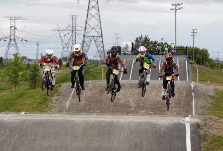 Le club de BMX Rive-Sud premier au Québec