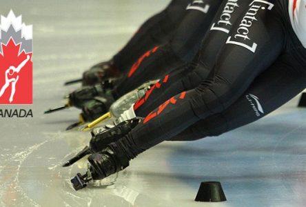 L'équipe olympique canadienne provisoire de patinage de vitesse sur courte piste en Asie pour le dernier droit vers PyeongChang