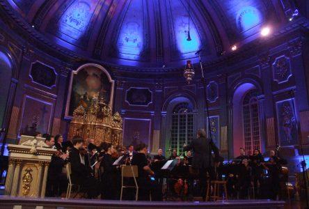 Le Messie de Haendel attire 400 spectateurs à l'église Sainte-Famille