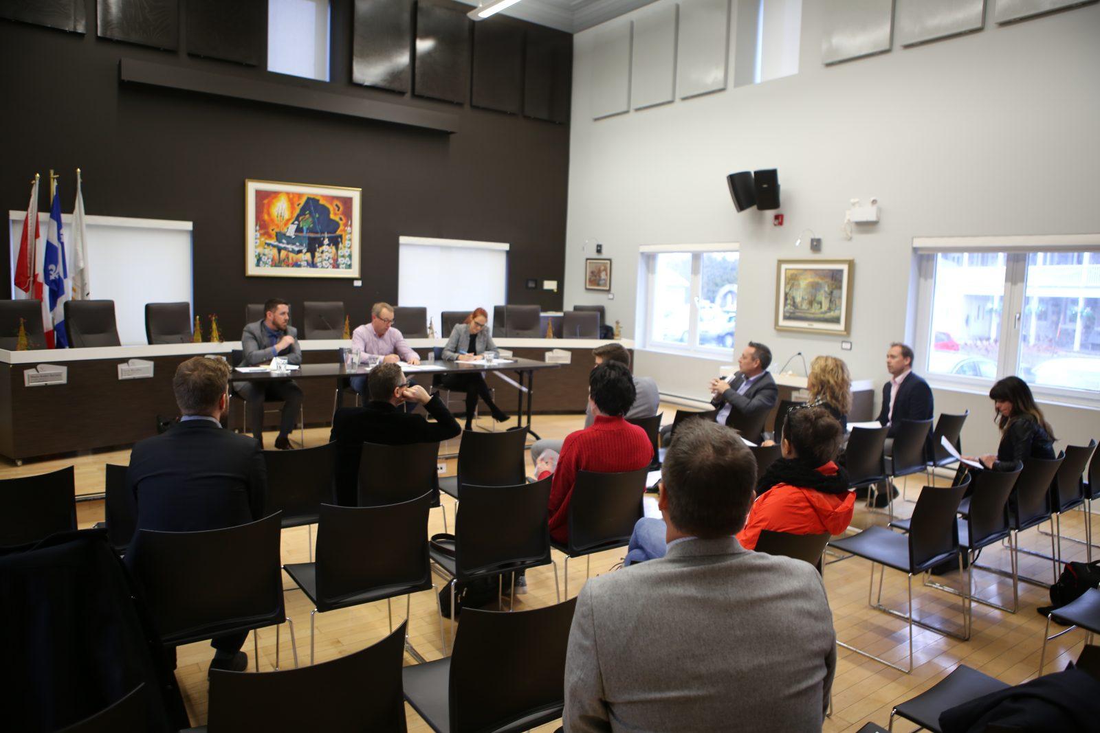 Dissolution de la Chambre de commerce et d'industrie de Varennes