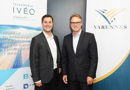 Le gouvernement du Québec soutient l'organisme Technopôle IVÉO