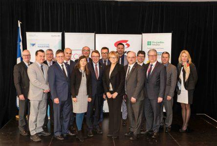 Québec mise sur le développement des zones industrialo-portuaires en Montérégie