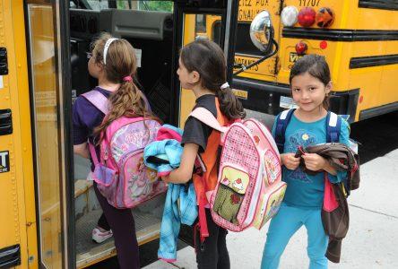La CSMV tient à rassurer les parents quant à la possibilité d'une grève du transport scolaire