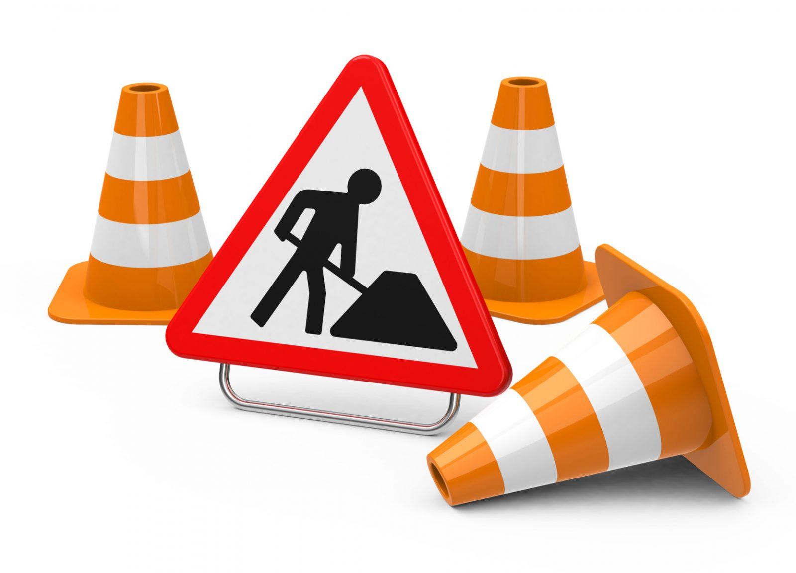 Des travaux routiers entraveront la circulation aujourd'hui et demain