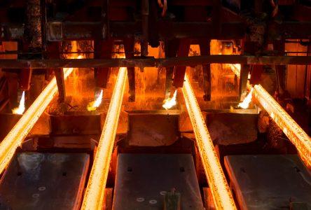 ArcelorMittal investit 70 millions $ pour moderniser ses installations de Contrecœur