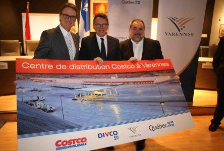 Centre de distribution de Costco: le nombre d'employés à Varennes pourrait presque doubler d'ici cinq ans
