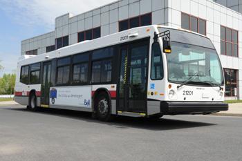 COVID-19 : Les autobus seront nettoyés plus souvent