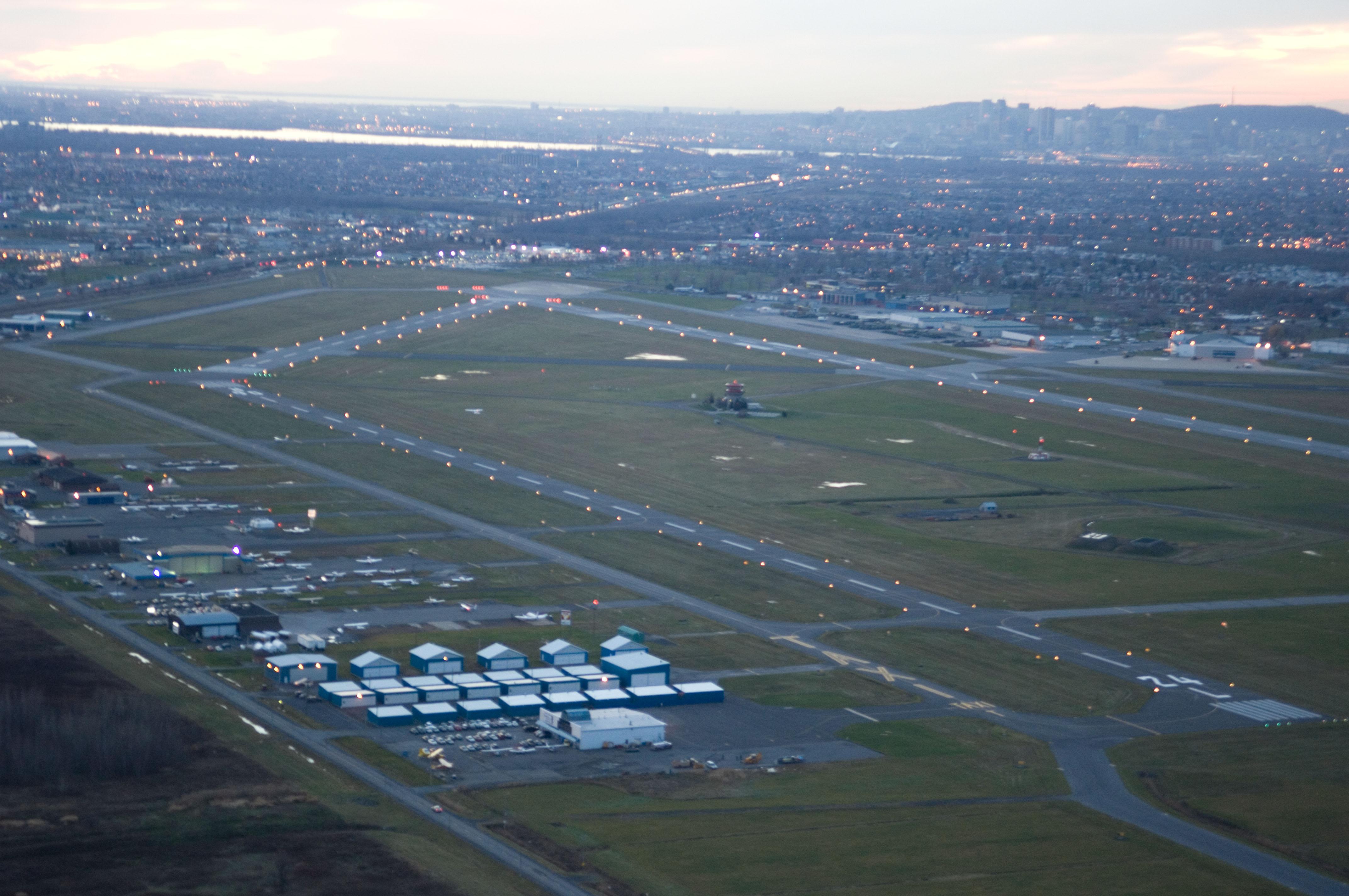 Un bureau de projet pour une nouvelle aérogare à l'Aéroport de Saint-Hubert sera mis sur pied